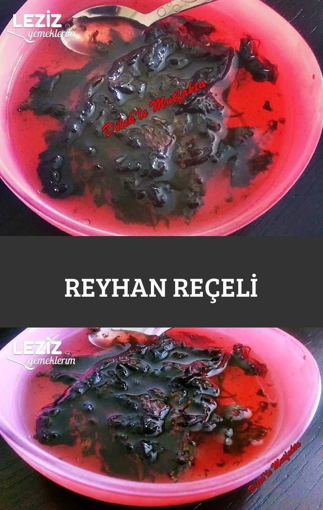 Reyhan Reçeli