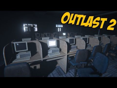 WILL YOU JUST GET AWAY FROM ME?!? - Outlast 2 Gameplay Ep11 - YouTube