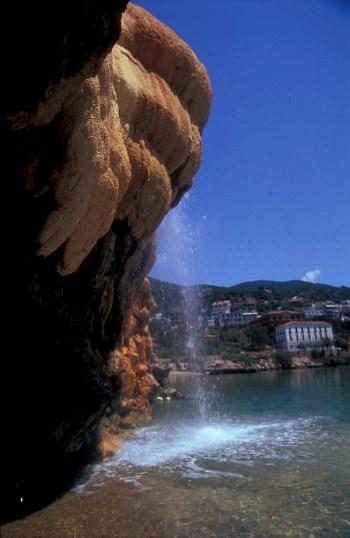 Visit Greece | Bath town Aidipsos