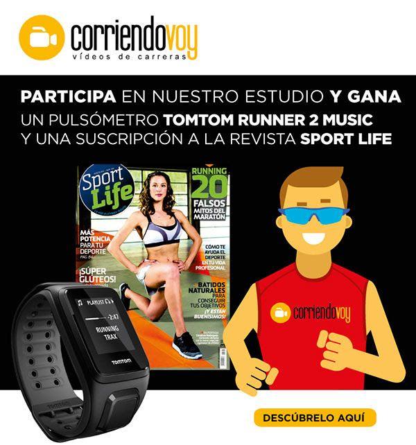Sorteo de un pulsómetro TOMTOM RUNNER 2 MUSIC y una suscripción a la revista Sport Life #sorteo #concurso http://sorteosconcursos.es/2016/09/sorteo-pulsometro-tomtom-runner-2-music-una-suscripcion-la-revista-sport-life/
