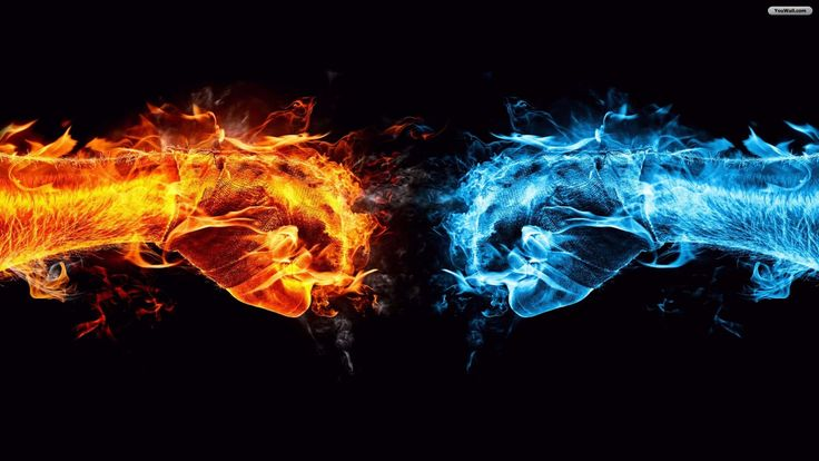 Fists of Fire & Ice