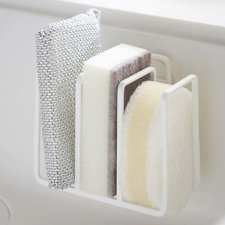 Best 25+ Sponge holder ideas on Pinterest | Kitchen sponge ...
