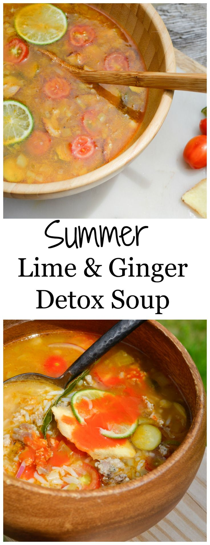chicken detox soup best ever chicken detox soup recipe cleanse ...
