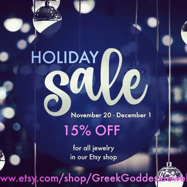 🎁We are having a HOLIDAY SALE!!!🎁Happy shopping!