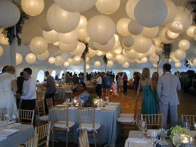 38 best wedding decoration ideas paper lanterns marriageinspiration new plain white chinese paper lanterns wedding party decoration junglespirit Image collections