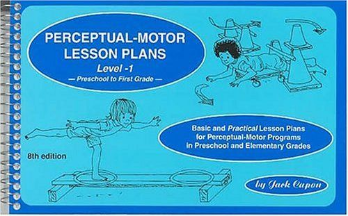 Perceptual motor lesson plans level 1 basic and for Gross motor activities for preschoolers lesson plans