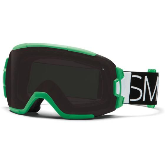 Lunettes de Ski Smith Vice (Kelly Blockhead/Blackout)