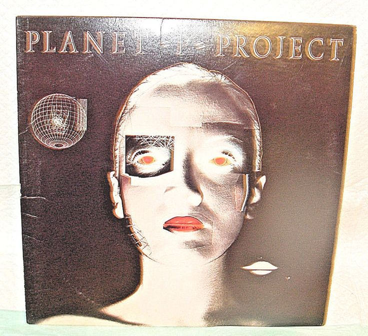 """PLANET P PROJECT"" 1983 LP ALBUM-THE DAVID GEFFEN RECORDS/COMPANY GHS 4000"