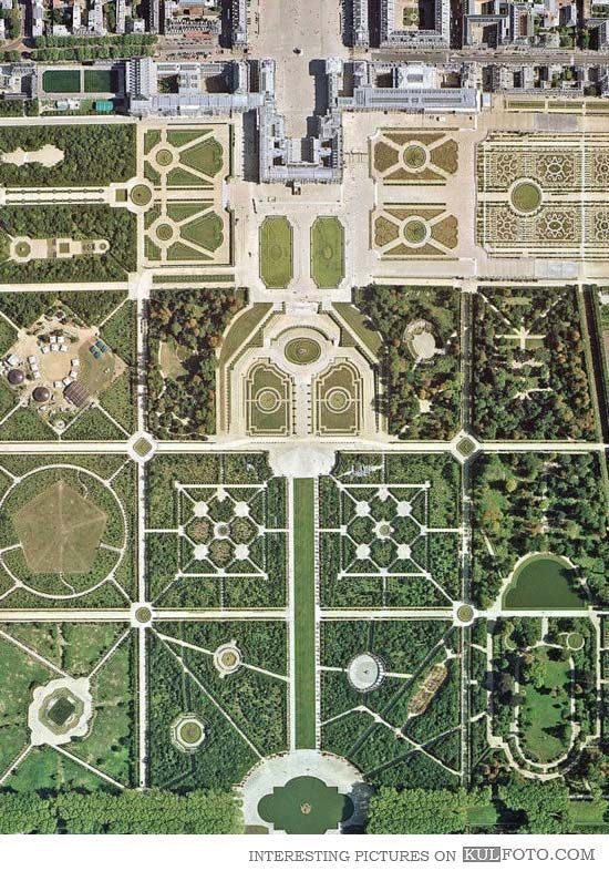17 best images about historical garden layout and sketch for Garden design versailles