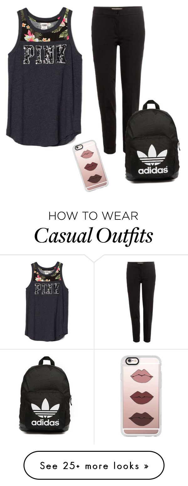"""""""Casual."""" by therealprep27 on Polyvore featuring Etro, Casetify and adidas Originals"""