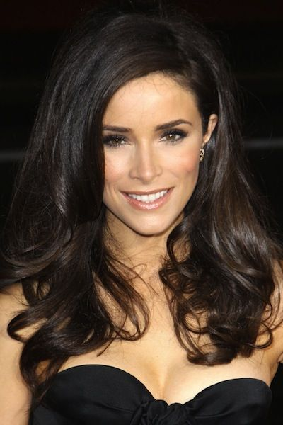 Abigail Spencer. I love her hair!