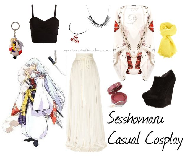 Cosplay Every Day: casual - sesshomaru - inuyasha