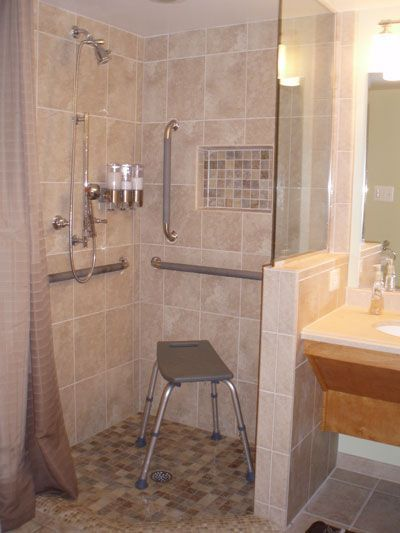 universal design bathrooms | Universal Design Bathroom Remodel 2