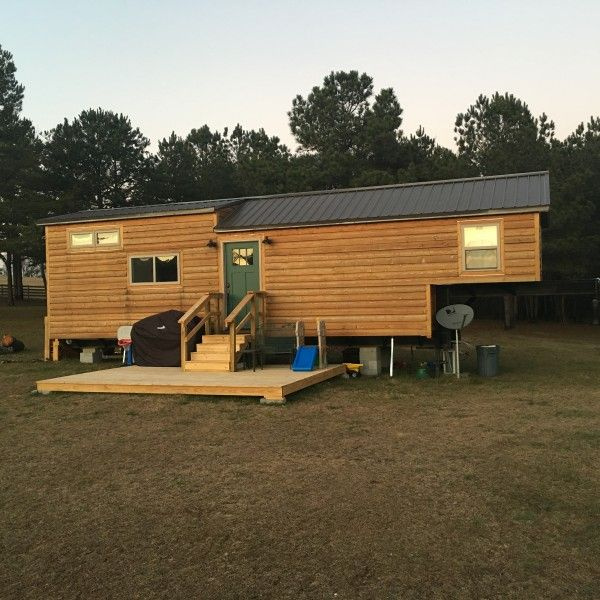 1000 images about gooseneck trailer tiny houses trailers on pinterest. Black Bedroom Furniture Sets. Home Design Ideas