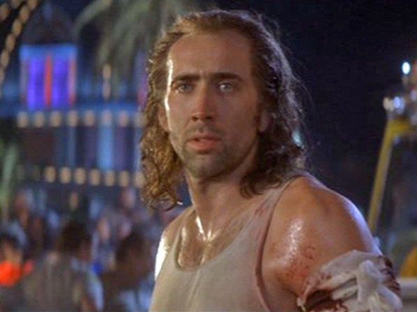 Con Air~ Nicolas Cage at his hot and sweatiest!!