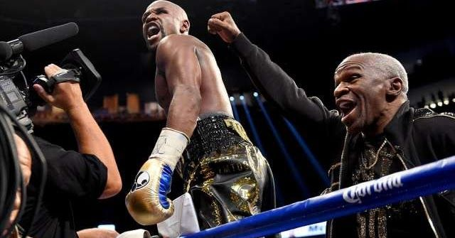 ormer welterweight boxing champion Mayweather who had emerged from a two-year retirement to take on the Irish mixed martial arts star took his time to get going before dominating from the fourth round. The end came with a tired McGregor doubled over on the ropes as Mayweather landed two hard left hooks prompting referee Robert Byrd to intervene and declare a technical knockout.  It was an explosive finale to their much-hyped contest at the T-Mobile Arena which proved surprisingly competitive…