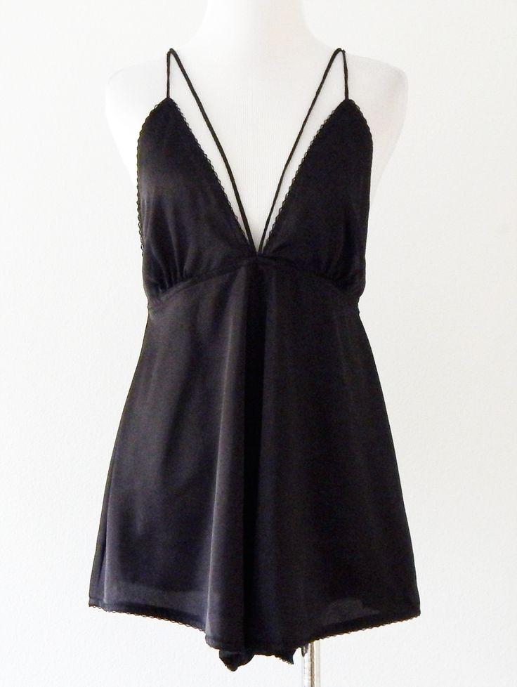 Tautmun - ACKAN SILKY ROMPER - BLACK, $59.99 (http://www.tautmun.com/ackan-silky-romper-black/)