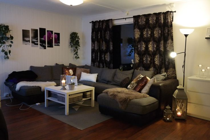 My living room <3 #livingroom #house #hjem #interiør #stue