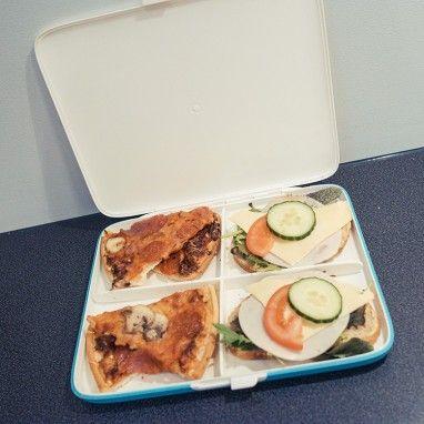 Compleat Foodbook som passer perfekt i laptopvesken - fra enklereliv.no