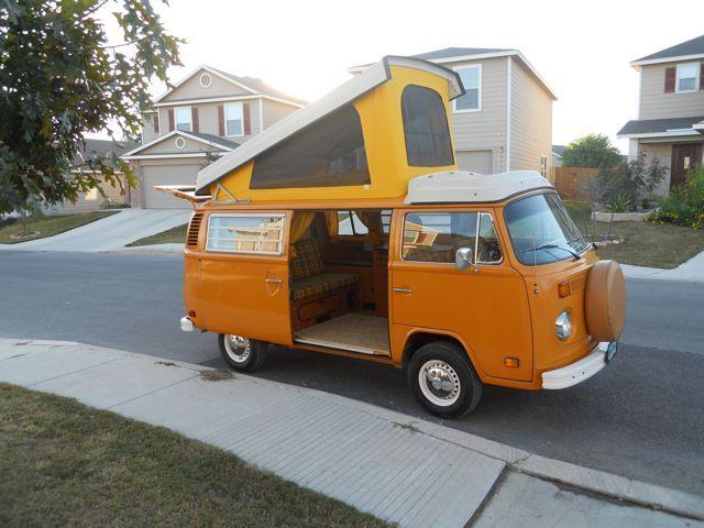 1977 VW Westfalia Camper For Sale @ Oldbug.com