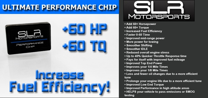 SLR Performance Chip for Jeep