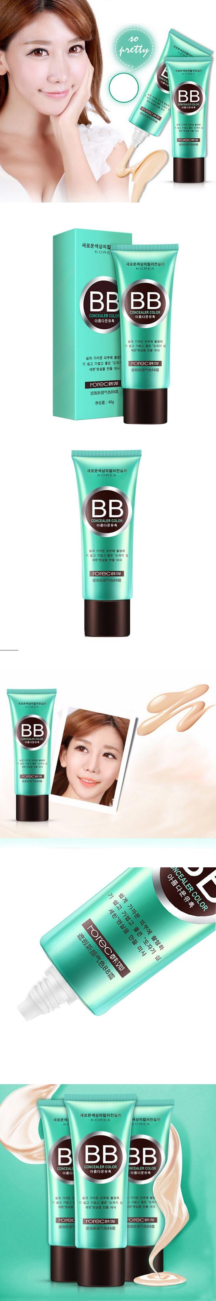 Face Foundation Makeup Liquid Foundation BB Cream Concealer Base Foundation Moisturizing Perfect Cover BB Cream