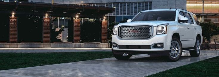 2015 GMC Yukon XL - Super Bowl Shuffle via Animated Turntables - 9 Color Choices — Car-Revs-Daily.com
