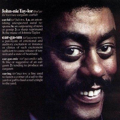 Johnnie Taylor - Eargasm (CD)