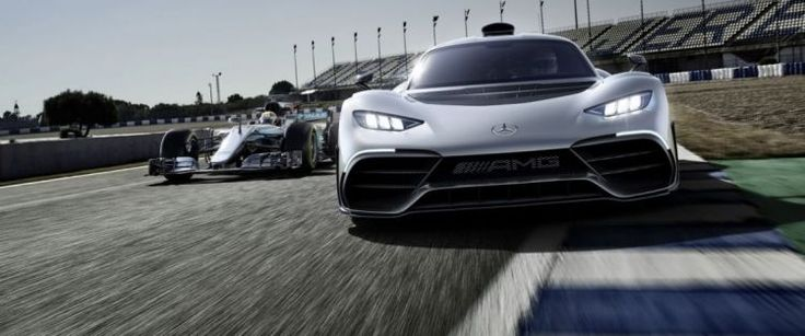 Mercedes-AMG Project One Debuts in Frankfurt with 1,000 HP and 4 Electric Motors