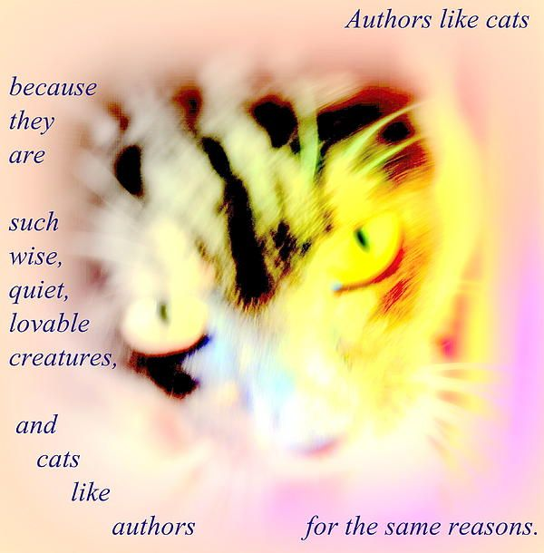 Authors Like Cats