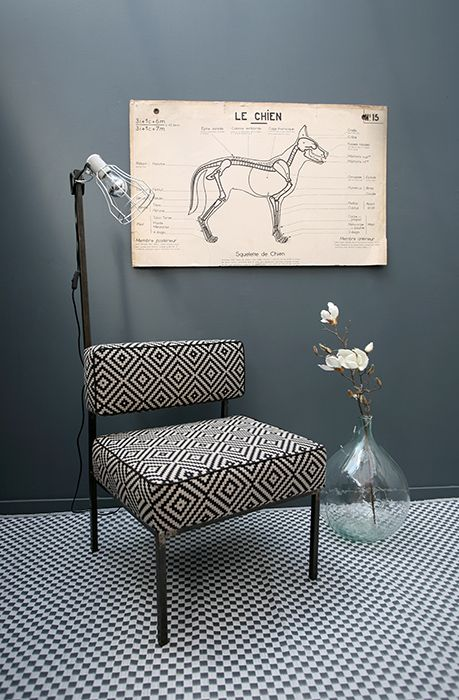 le fauteuil liseuse | °°home 1: fab products & furniture
