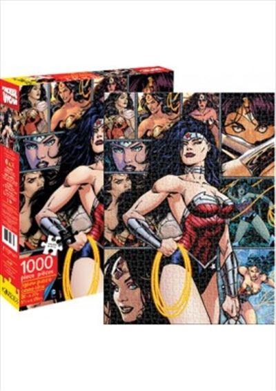 Wonder Woman Puzzle 1000 pieces
