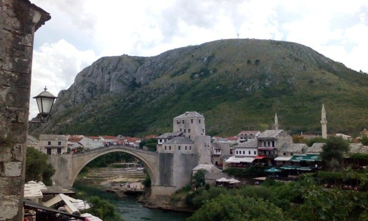 Very beutiful and unique town in Bosnia-Herczegovina. Feels to me like he's a medieval town!