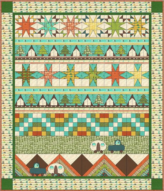 306 best Quilt Patterns images on Pinterest | Quilt patterns, Fat ... : row quilts patterns free - Adamdwight.com