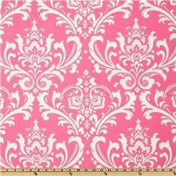damask: Premier Prints, Long Curtains, Curtains Panels, Pink Damasks, Ozborn Candy, Yard Art Crafts, Prints Ozborn, Girls Rooms, Bedrooms Curtains