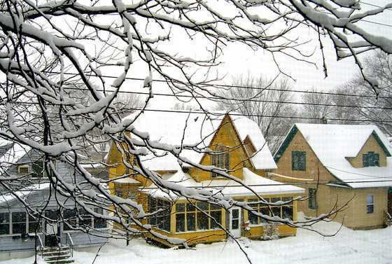 "WINTERIZING YOUR HOME: Bob Vila says: ""Give your home a once-over and tend to winter preparation tasks and repairs BEFORE  the year's first frost."" #winterizing #preparing_your_home_for_winter"