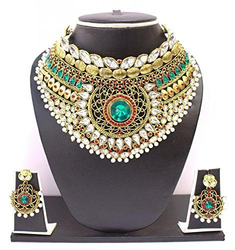 Indian Bollywood Inspired Gold Plated Stone Kundan Party ... https://www.amazon.ca/dp/B01N3PUTT7/ref=cm_sw_r_pi_dp_x_8zRNybNTZ5CVQ