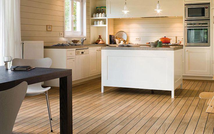 Las 25 mejores ideas sobre suelo de lin leo en pinterest y - Suelos para cocinas ...