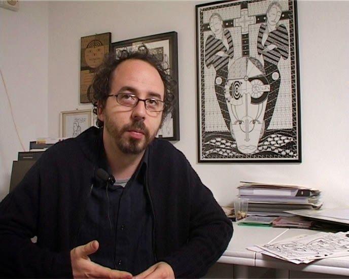 ARTS FREE III MILLENNIO: Gianluca Costantini Artist