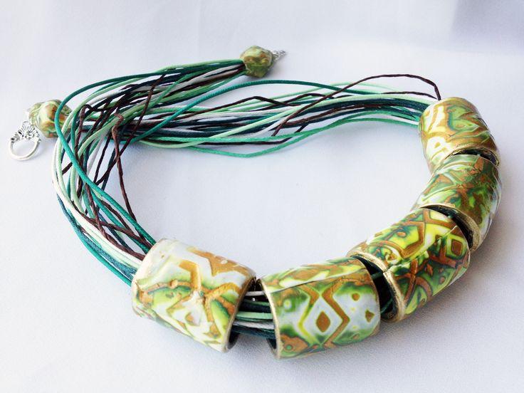 Exceptionnel Oltre 25 idee originali per Collana tribale su Pinterest  OH24