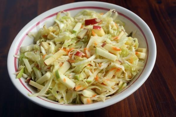 Eat Smart: Coleslaw need not be creamy