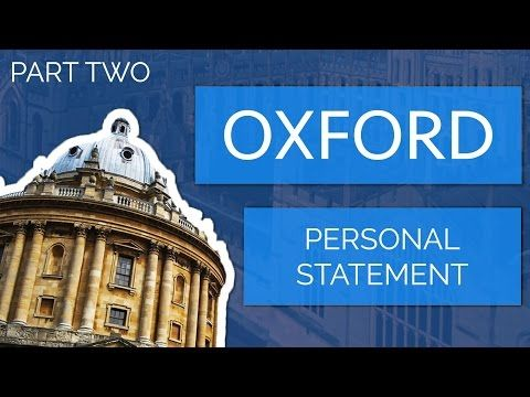 psychology personal statements oxford What's a good opening line for a psychology personal statement psychology personal students to write personal statements that cite psychology.