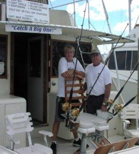 Capt. Mike a seventh generation Bahamian comes from a long line of seafaring captains.