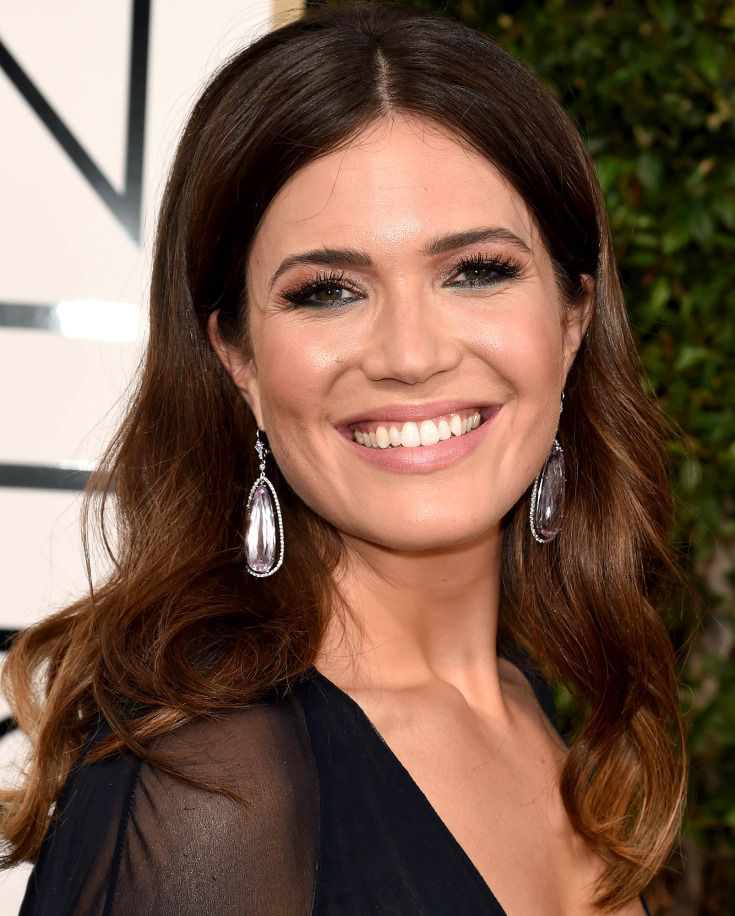 Mandy Moore's Flawless Blowout