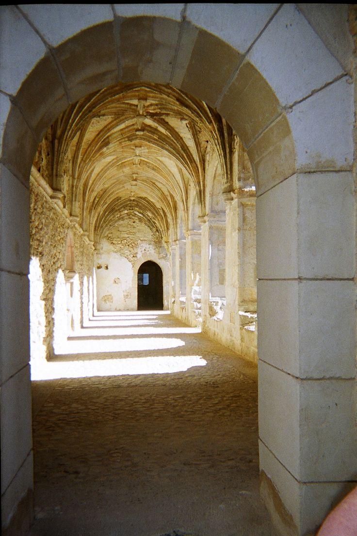 Monasterio Cisterciense de Monsalud, (Córcoles, Cuenca)