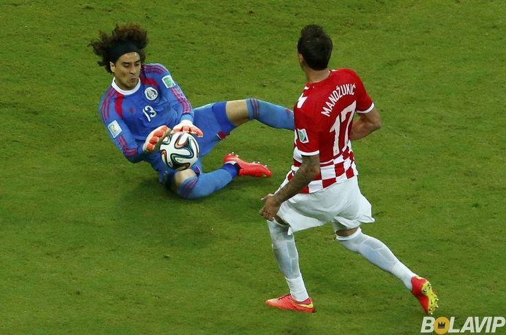 Fotogalería: Partidos - México vs Croacia - Grupo A   La Selección México - Sitio No Oficial del Tri