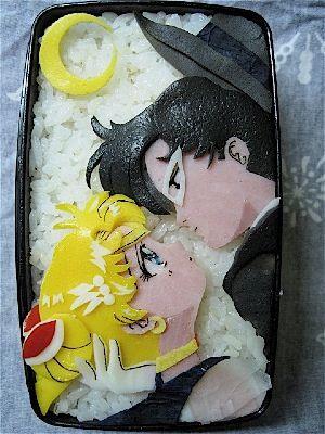 El arte del Bentō aplicado al manga y el anime