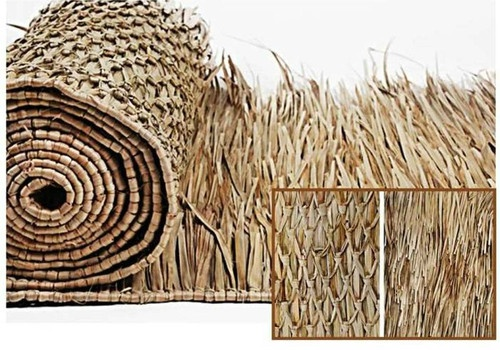 Thatch Is Great For Palapas Tropical Restaurant Decor