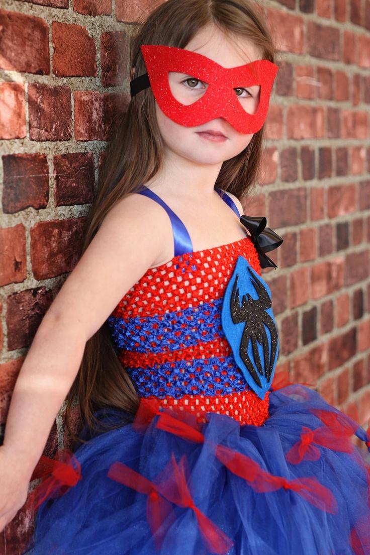 Spider man  superhero tutu costume by SofiasCoutureDesigns on Etsy, $59.00
