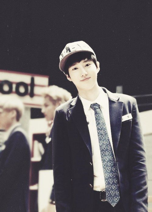 So LUCKY to have SUHO in EXO :D